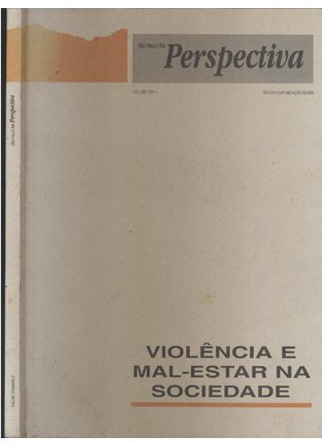 São Paulo em Perspectiva - Volume 13 - N°3