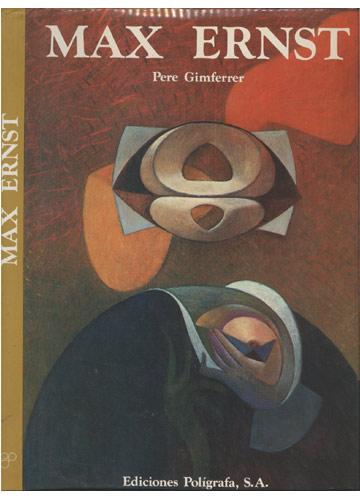 Max Ernst - em inglês