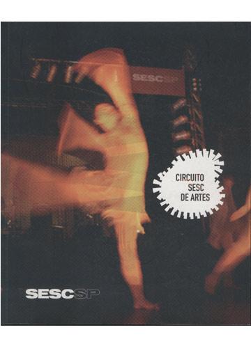 Circuito Sesc de Artes - Com DVD