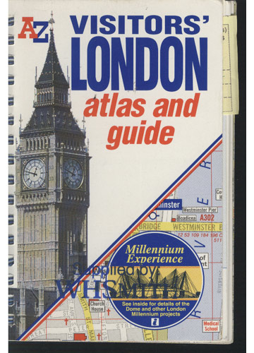 Visitors' London - Atlas and Guide