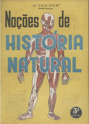 Noções de História Natural - 3º Caderno