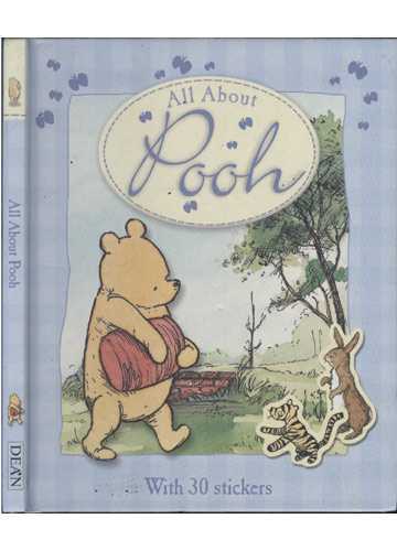 All About Pooh - Sem adesivos