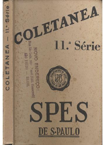 Coletanea - 11ª. Série - SPES de São Paulo