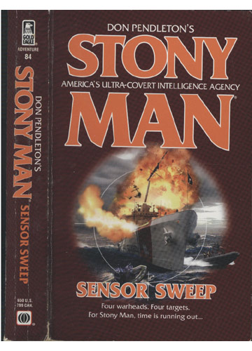 Stony Man - Sensor Sweep