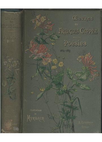 Oeuvres de François Coppée - Poésies - 1864-1887