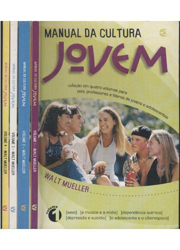 Manual da Cultura Jovem - 4 Volumes