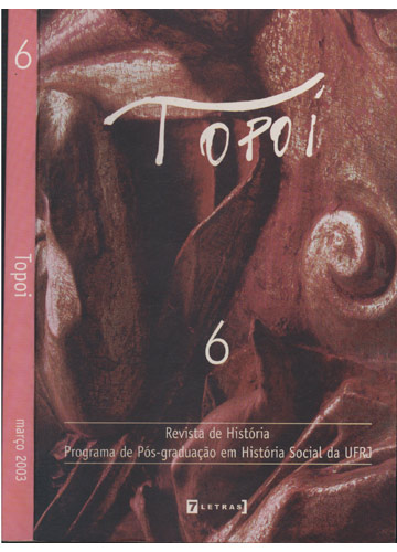Topoi - Volume 6