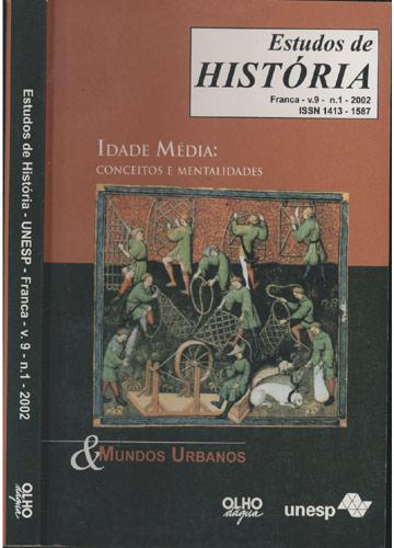Estudos de História - Unesp - Franca - Volume 9 - Nº.1 - 2002