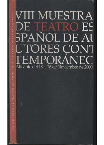 VIII Muestra de Teatro Español de Autores Contemporáneos