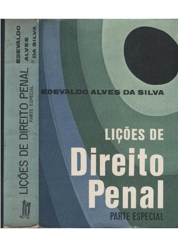 Lições de Direito Penal
