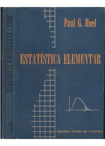 Estatística Elementar