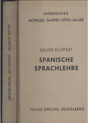 Spanische Sprachlehre