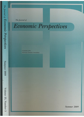 The Journal of Economic Perspectives - Summer 2009 - Volume 23 - Number 3