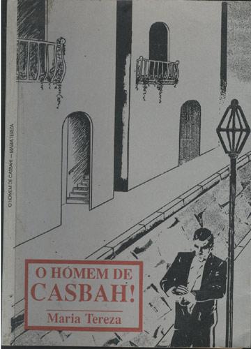 O Homem de Casbahi - Com Dedicatória da Autora
