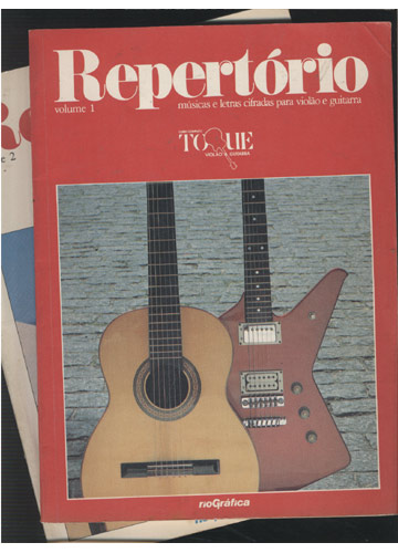 Repertório - 2 Volumes (Partituras)