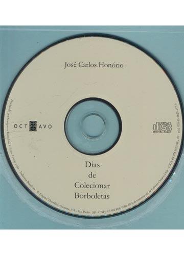 Dias de Colecionar Borboletas - Com Dedicatória do Autor e CD
