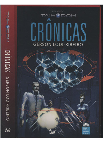 Crônicas - c/ DVD