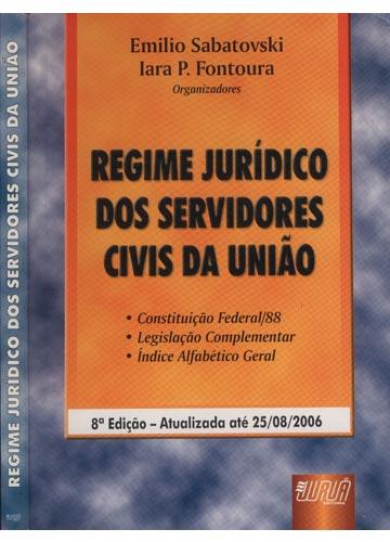 Regime Jurídico dos Servidores Civis da União