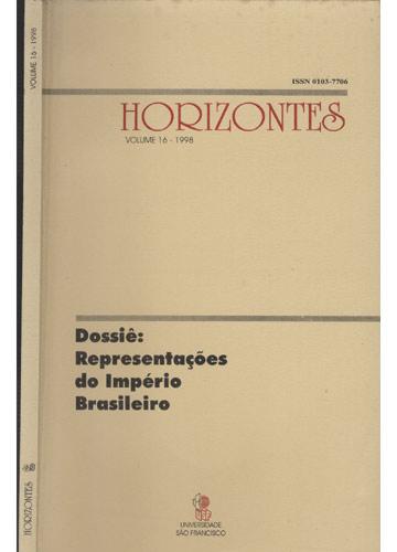 Horizontes - Volume 16 - 1998