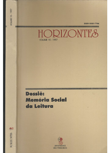 Horizontes - Volume 15 - 1997