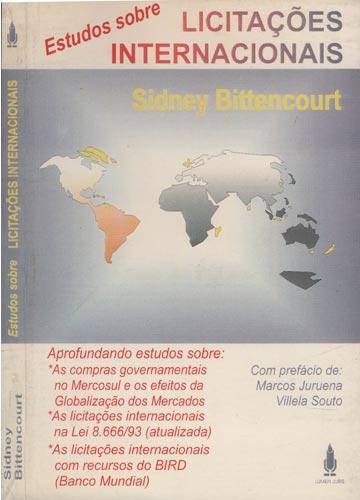 Estudos Sobre Licitações Internacionais