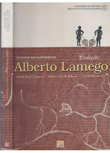 Coleção Alberto Lamego - Catálogo dos Manuscritos