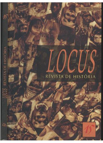 Locus - Revista de História - 15 -  Volume 8 - Numero 2