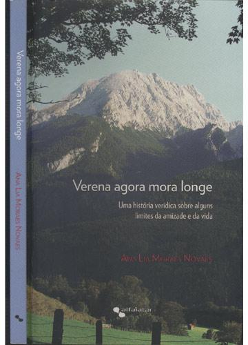 Verena Agora Mora Longe - Com Dedicatória da Autora