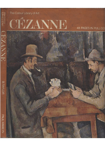 Cézanne - The Colour Library of Art