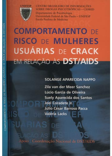 Comportamento de Risco de Mulheres Usuárias de Crack em Relação às DST/AIDS