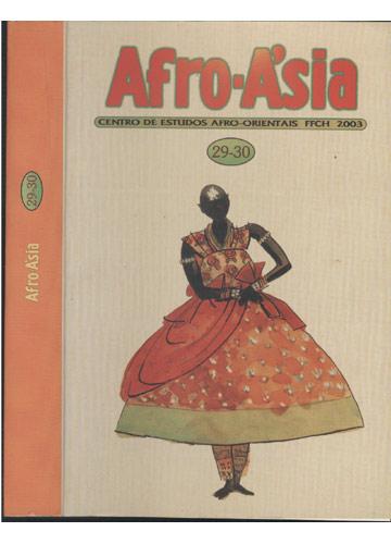 Afro-Ásia - N°29/30
