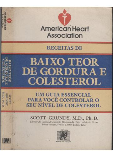 Baixo Teor de Gordura e Colesterol