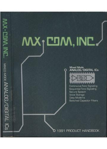 Mx.Com Inc - Mixed Mode - Analog/Digital ICs