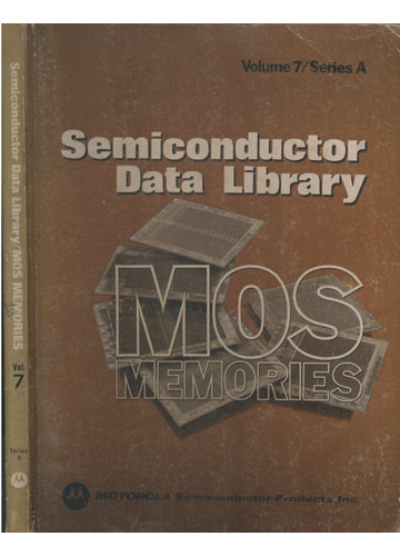 Semiconductor Data Library - Volume 7 - Series A
