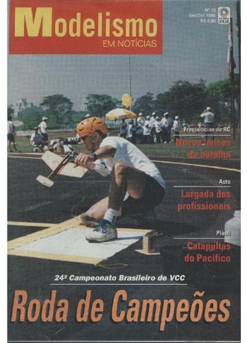 Modelismo em Notícias - 1995 - N°.19