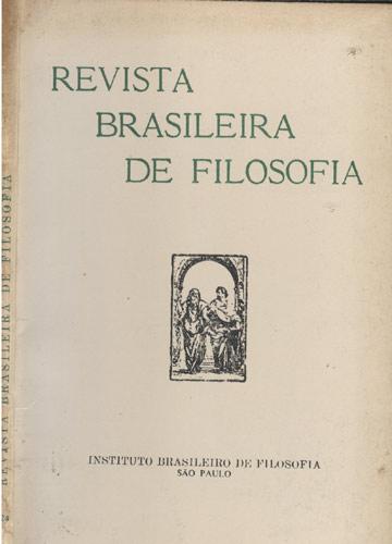 Revista Brasileira de Filosofia - Fasc. 124 - Volume 31
