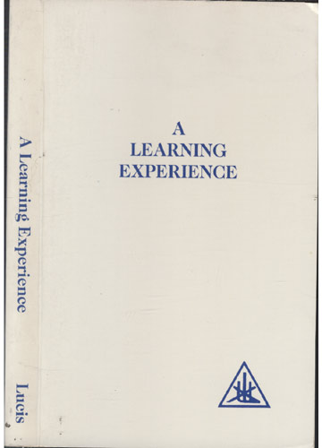 A Learning Experience