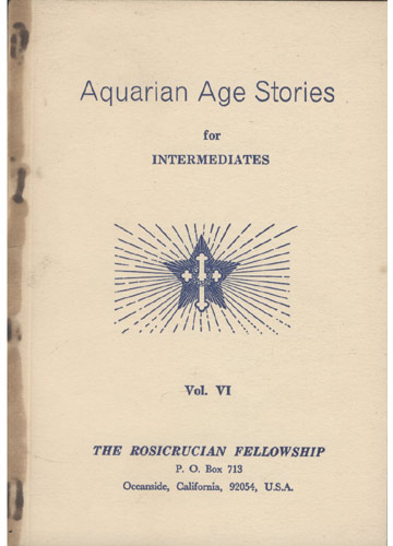 Aquarian Age Stories for Intermediates - Volume VI