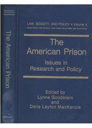The American Prison - Volume 4