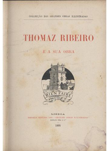Thomaz Ribeiro e a Sua Obra