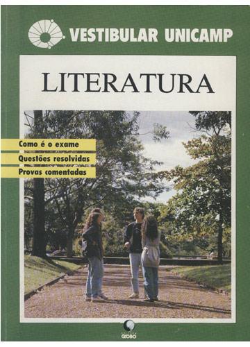 Vestibular Unicamp - Literatura