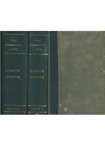 Malattie Infective - 2 Volumes
