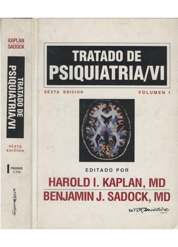 Tratadao de Psiquiatria/VI