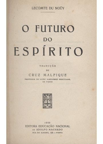O Futuro do Espírito