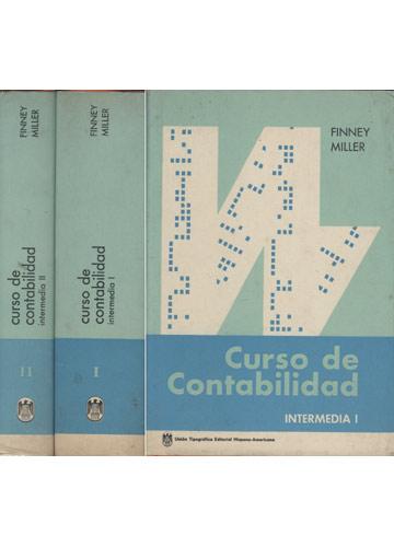 Curso de Contabilidad - Intermedia - 2 Volumes
