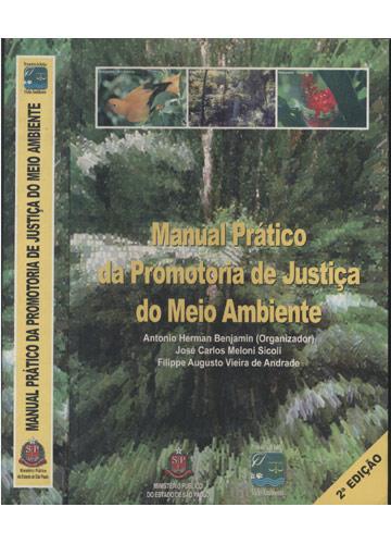 Manual Prático da Promotoria de Justiça do Meio Ambiente