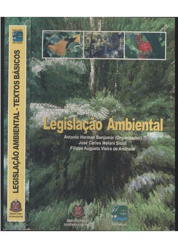 Legislação Ambiental - Textos Básicos