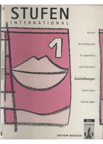 Stufen International - Volume 1