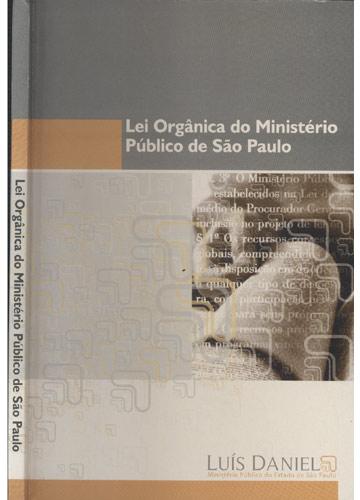 Lei Orgânica do Ministério Público de São Paulo