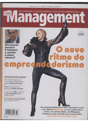 HSM Management - Ano 2007 -  N°.64